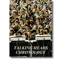 Cover: Talking Heads - Chronology