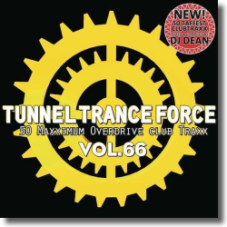 Cover: Tunnel Trance Force Vol. 66 - Various Artists