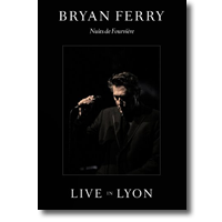 Cover: Bryan Ferry - Live in Lyon