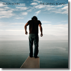Cover: Elton John - The Diving Board