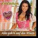 Cover:  Antonia aus Tirol - Alle geh'n auf die Wiesn (Der Wiesn-Song)