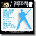 Cover:  Bundesvision Song Contest 2013 - Various Artists