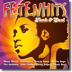 Cover: FETENHITS Funk & Soul - Various Artists