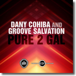 Cover: Dany Cohiba & Groove Salvation - Pure 2 Gal