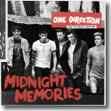 Cover:  One Direction - Midnight Memories