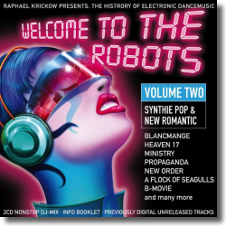 Cover: Welcome To The Robots Vol. 2 - Various Artists