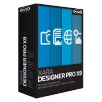 Cover: Xara Designer Pro X9 - MAGIX