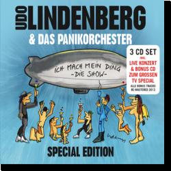 Cover: Udo Lindenberg & Das Panikorchester - Ich Mach Mein Ding – Die Show