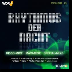 Cover: WDR4 Rhythmus der Nacht  Folge 11 - Various Artists