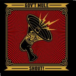 Cover: Gov't Mule - Shout!