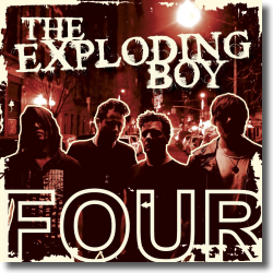 Cover: The Exploding Boy - Four