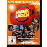 Cover: Various Artists - Musikladen Vol. 2
