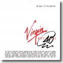 Cover:  Virgin Records: 40 Years of Disruptions - Various Artists