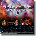 Cover:  Flying Colors - Live In Europe