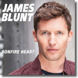 Cover: James Blunt - Bonfire Heart