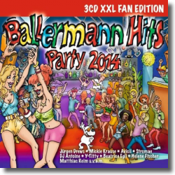 Cover: Ballermann Hits Party 2014 - Various Artists