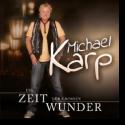 Cover:  Michael Karp - Die Zeit der großen Wunder
