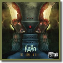 Cover: Korn - The Paradigm Shift