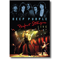Cover: Deep Purple - Perfect Strangers - Live