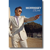 Cover: Morrissey - 25 Live