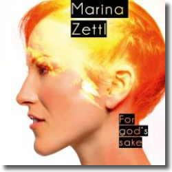 Cover: Marina Zettl - For God's Sake