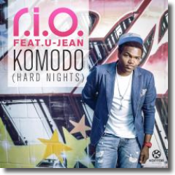 Cover: R.I.O. feat. U-Jean - Komodo (Hard Nights)