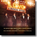 Cover:  Il Divo - A Musical Affair