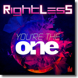 Cover: RightLess - You're The One