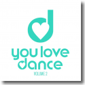 Cover:  You Love Dance Vol. 2 - Various Artists