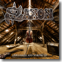 Cover:  Saxon - Unplugged And Strung Up
