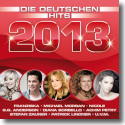 Cover:  Die deutschen Hits 2013 - Various Artists