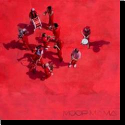 Cover: Moop Mama - Das rote Album