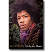 Cover: Jimi Hendrix - Here My Train A Comin'
