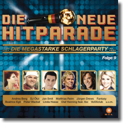 Cover: Die neue Hitparade Folge 9 - Various Artists