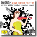 Cover:  Anne-Sophie Mutter - Dvořáks