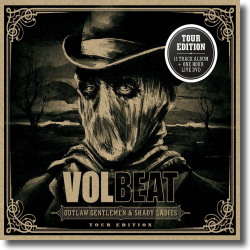 Cover: Volbeat - Outlaw Gentlemen & Shady Ladies (Tour-Edition)