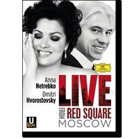 Cover: Anna Netrebko & Dimitri Hvorostovsky - Live From Red Square
