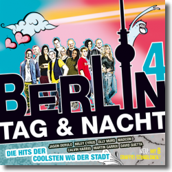 Cover: Berlin-Tag & Nacht Vol. 4 - Various Artists