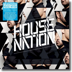 Cover: House Nation (mixed by Milk & Sugar) - Various Artists