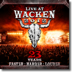 Cover: Live At Wacken 2012 - Various Artists