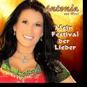 Cover:  Antonia aus Tirol - Mein Festival der Lieder
