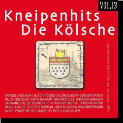 Cover: Kneipenhits - die Kölsche Vol.13 - Various Artists