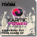 Cover:  Lenny Fontana - Everybody Put Your Hands Up