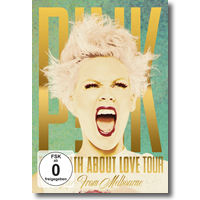 Cover: P!nk - The Truth About Tour/Live in Melbourne