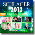 Cover:  Schlager 2013 - Die Hits des Jahres - Various Artists