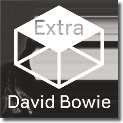 Cover: David Bowie - The Next Day Extra
