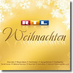 Cover: RTL Weihnachten - Various Artists