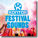 Cover:  Kontor Festival Sounds 2014 - Various Artists