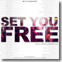 Cover: UDC feat. Danny D. & Mona Lace - Set You Free