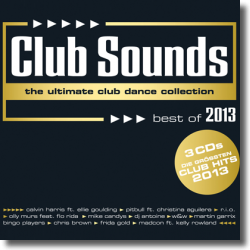 Cover: Club Sounds - Best of 2013 - Various Artists